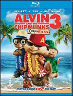 Alvin and the Chipmunks: Chipwrecked - With Movie Money [Blu-ray/DVD] [2 Discs] - Mike Mitchell