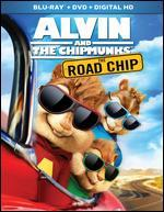 Alvin and the Chipmunks: The Road Chip [Includes Digital Copy] [Blu-ray/DVD]