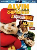 Alvin and the Chipmunks: The Squeakquel [3 Discs] [Includes Digital Copy] [Blu-ray/DVD]
