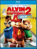 Alvin and the Chipmunks: The Squeakquel [Blu-ray/DVD] [2 Discs]