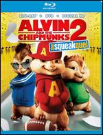 Alvin and the Chipmunks: The Squeakquel - With Movie Money [Blu-ray/DVD] [2 Discs] - Betty Thomas