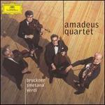 Amadeus Quartet Plays Bruckner, Smetana, Verdi