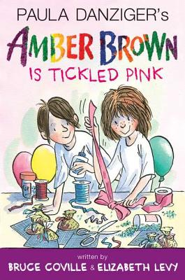 Amber Brown Is Tickled Pink - Coville, Bruce, and Levy, Elizabeth