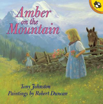 Amber on the Mountain - Johnston, Tony