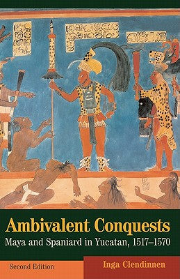 clendinnen book review of ambivalent conquests Inga clendinnen, author of the penguin book of war, on librarything.