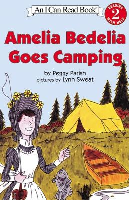 Amelia Bedelia Goes Camping - Parish, Peggy