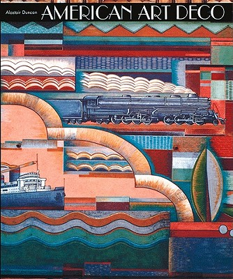 American Art Deco - Duncan, Alastair