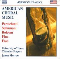 American Choral Music - Alena Gorina (piano); Carla Flores (alto); Dwight Bigler (piano); Eric Neuville (baritone); John Wiles (tenor);...