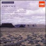 American Classics: John Cage - Concerto for piano and orchestra; Credo in Us; Imaginary Landscape No. 1; Rozart Mix