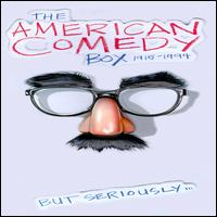 American Comedy Box 1915-1994: But Seriously... - Various Artists