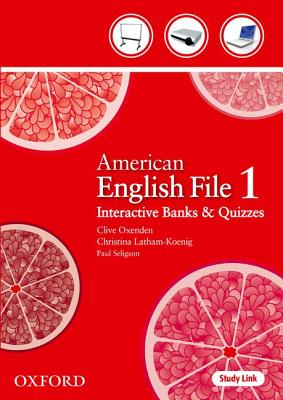 American English File 1 - Oxenden