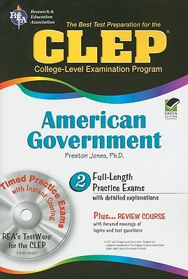 American Government - Jones, Preston, Dr., PH.D.