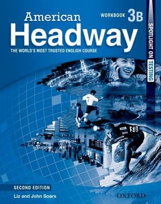American Headway Second Edition Level 3b Workbook -