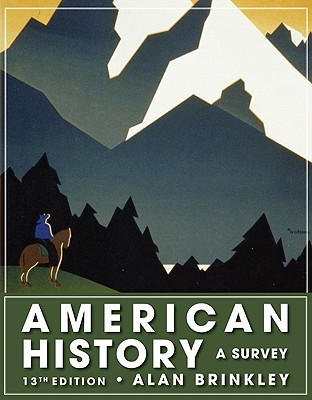 American History: A Survey - Brinkley, Alan