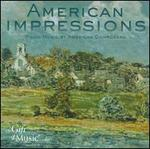 American Impressions: Piano Music by American Composers
