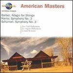 American Masters: Barber, Harris, Schuman