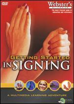 American Sign Language Learning System, Part 1: Getting Started in Signing