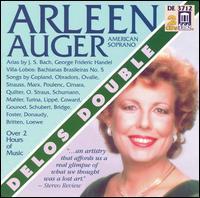 American Soprano - Arleen Augér (soprano); Dalton Baldwin (piano); Mostly Mozart Festival Orchestra