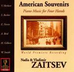 American Souvenirs: Piano Music for 4 Hands