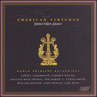 American Virtuoso - James Giles (piano)