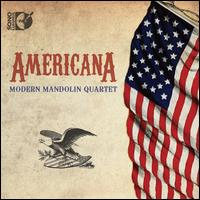 Americana - Paul Binkley (guitar); Paul Binkley (mandola); The Modern Mandolin Quartet