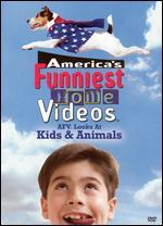 America's Funniest Home Videos: AFV Looks At Kids & Animals