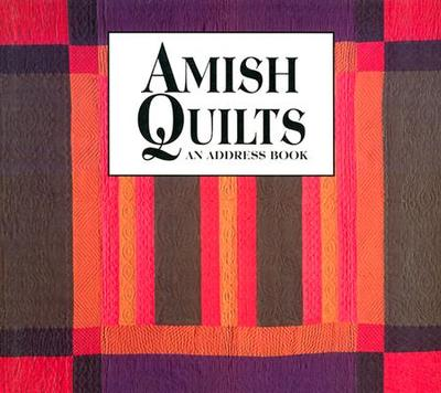 Amish Quiltsaddress Book - Good Books