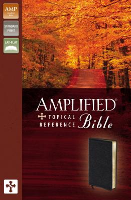 Amplified Topical Reference Bible-AM - Zondervan Publishing