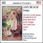Amy Beach: Songs