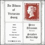 An Album of Victorian Song, Vol 1