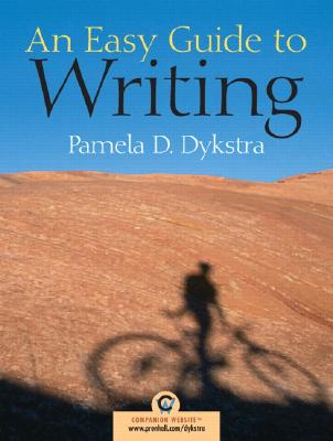 An Easy Guide to Writing - Dykstra, Pamela