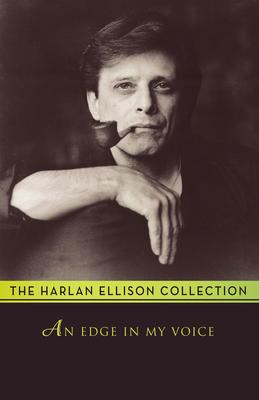An Edge in My Voice - Ellison, Harlan