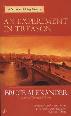 An Experiment in Treason - Alexander, Bruce