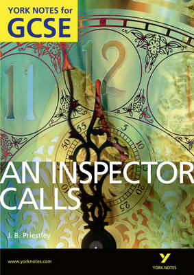An Inspector Calls: York Notes for GCSE (Grades A*-G) - Scicluna, John