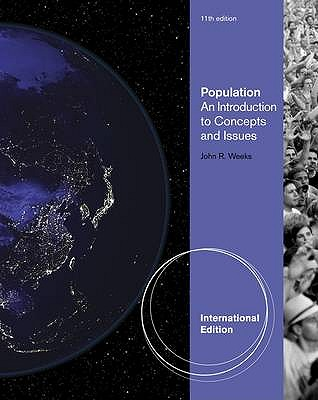 An Introduction to Population, International Edition - Weeks, John R.
