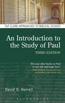 An Introduction to the Study of Paul - Horrell, David G.