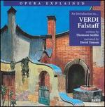 "An Introduction to Verdi's ""Falstaff"""