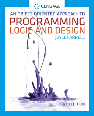 An Object-Oriented Approach to Programming Logic and Design - Farrell, Joyce