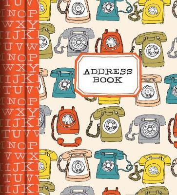 Analog Address Book - Rothman, Julia