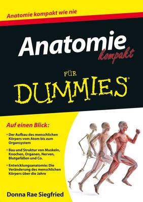 Anatomie Kompakt Fur Dummies - Siegfried, Donna Rae