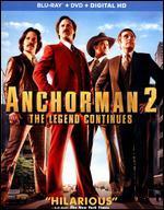 Anchorman 2: The Legend Continues [2 Discs] [Includes Digital Copy] [Blu-ray/DVD]