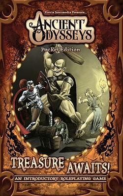 Ancient Odysseys: Treasure Awaits! Pocket Edition - Bernstein, Brett M