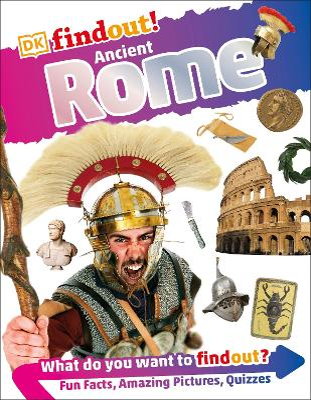 Ancient Rome - DK