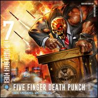 And Justice for None [Clean Version] - Five Finger Death Punch
