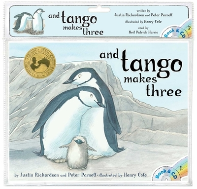 And Tango Makes Three - Richardson, Justin, and Parnell, Peter, and Harris, Neil Patrick (Read by)