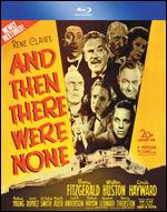 And Then There Were None [Blu-ray] - René Clair