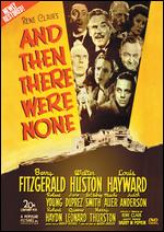 And Then There Were None - René Clair