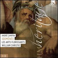 André Campra: Idoménée - Anne Mopin (soprano); Anne Pichard (soprano); Anne-Marie Lasla (basse de viole); Bernard Deletré (bass);...