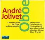 Andr? Jolivet: Chamber Music for Oboe and Cor Anglais