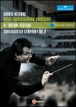Andris Nelsons: Lucerne Festival - Shostakovich Symphony No. 8 -